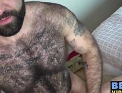 Muscular homo Atlas Favour fucking some tight ass