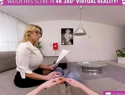VRBangers porn  Gaffer Teacher Katerina Hartlova Seduces and Sucks Student