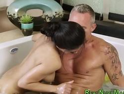Asian masseuse spasmodical