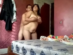 Chubby bhabhi gets her big ass fucked in different positions
