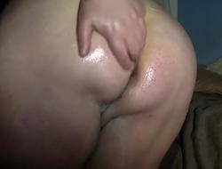 BBW Oiled Ass Spanking ph5a4f1619359b6 - Pumhot porn