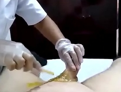 Cliente ficou de pau duro se depilando Vídeos de hospital