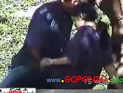 Desi College girl Tonny Open-air Sex