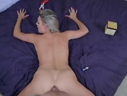 POV has wonderful sex with huge cock in her beautiful pussy