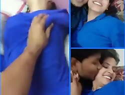 Indian horny girl fucked by boyfriend