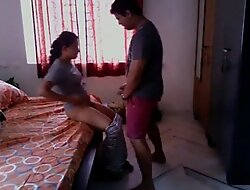 Desi spoken for indian sister quickie with brother disregard a close cam