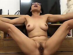 Asian mom shows pussy Part 2 sex misoporn porn