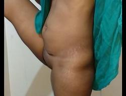 Indian Newly Married Bhabhi Body Massage Just Tick Bath