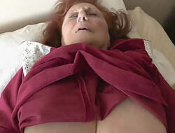 Super Busty Granny Was Made For Fucking